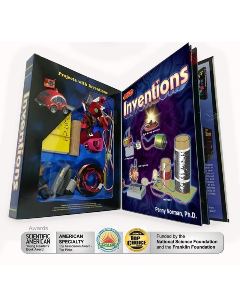 Science Whiz Science Whiz: Inventions