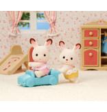 Epoch Calico: Hopscotch Rabbit Twins