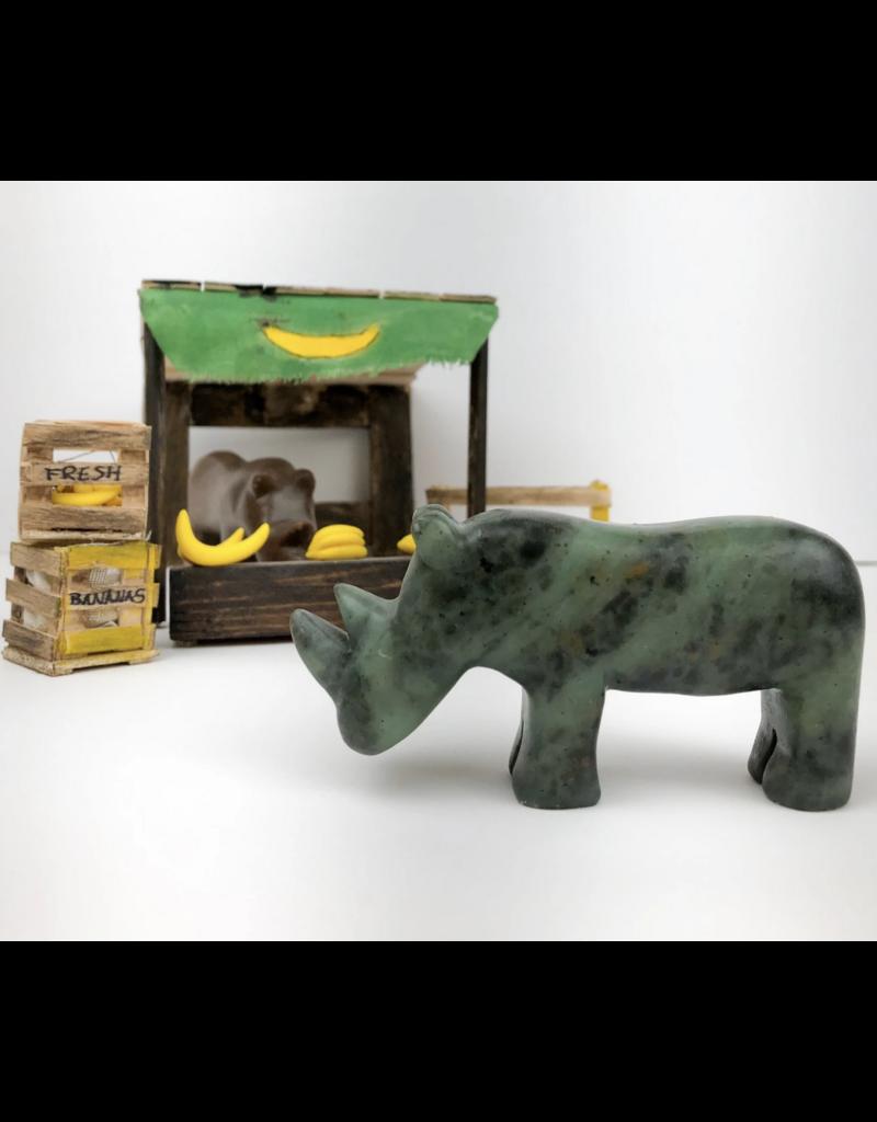 Studio Stone Carving Kit: Rhino