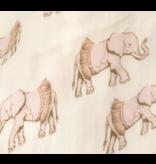Milkbarn Bamboo Swaddle: Tutu Elephant