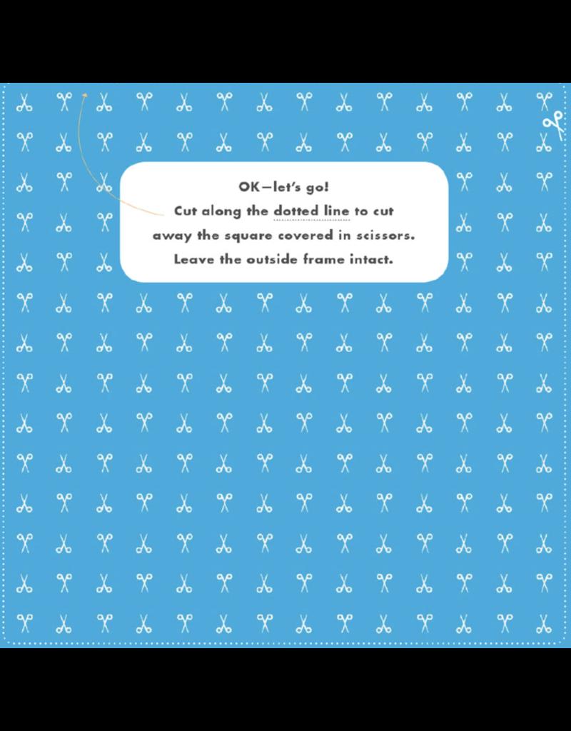 Usborne Cut & Color Playbook: Seasons