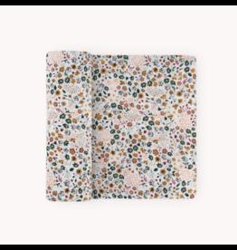 Little Unicorn Cotton Swaddle: Petals