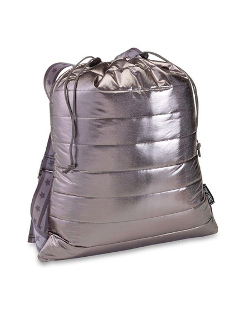 Puffer Sling Cinch Bags