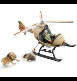 Schleich Animal Rescue Helicopter