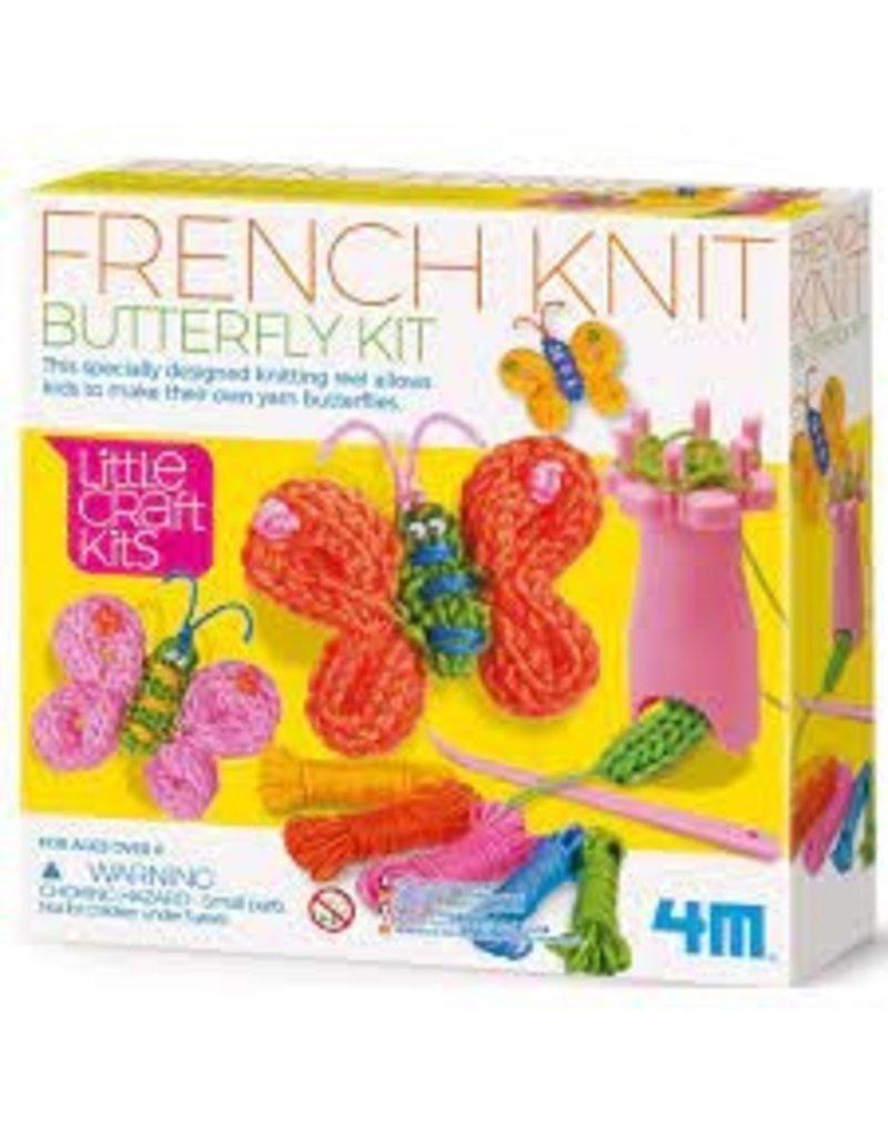Toysmith French Knit Butterfly Kit