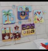 Mindware Bath Puzzle: Playful Pirate