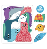Chronicle We Go Together Ocean Puzzle 10 pcs