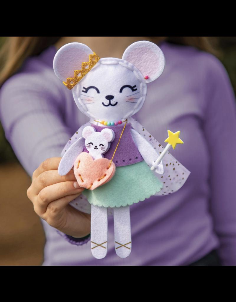 Ann Williams Craft-tastic Make a Mouse Friend