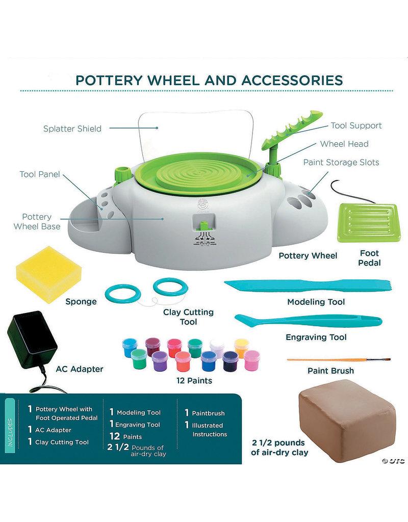 Mindware Pottery Wheel