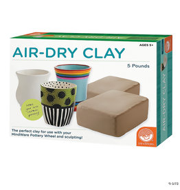 Mindware Pottery Wheel: Clay Refill