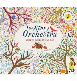 Hachette The Story of Orchestra: Four Seasons in One Day