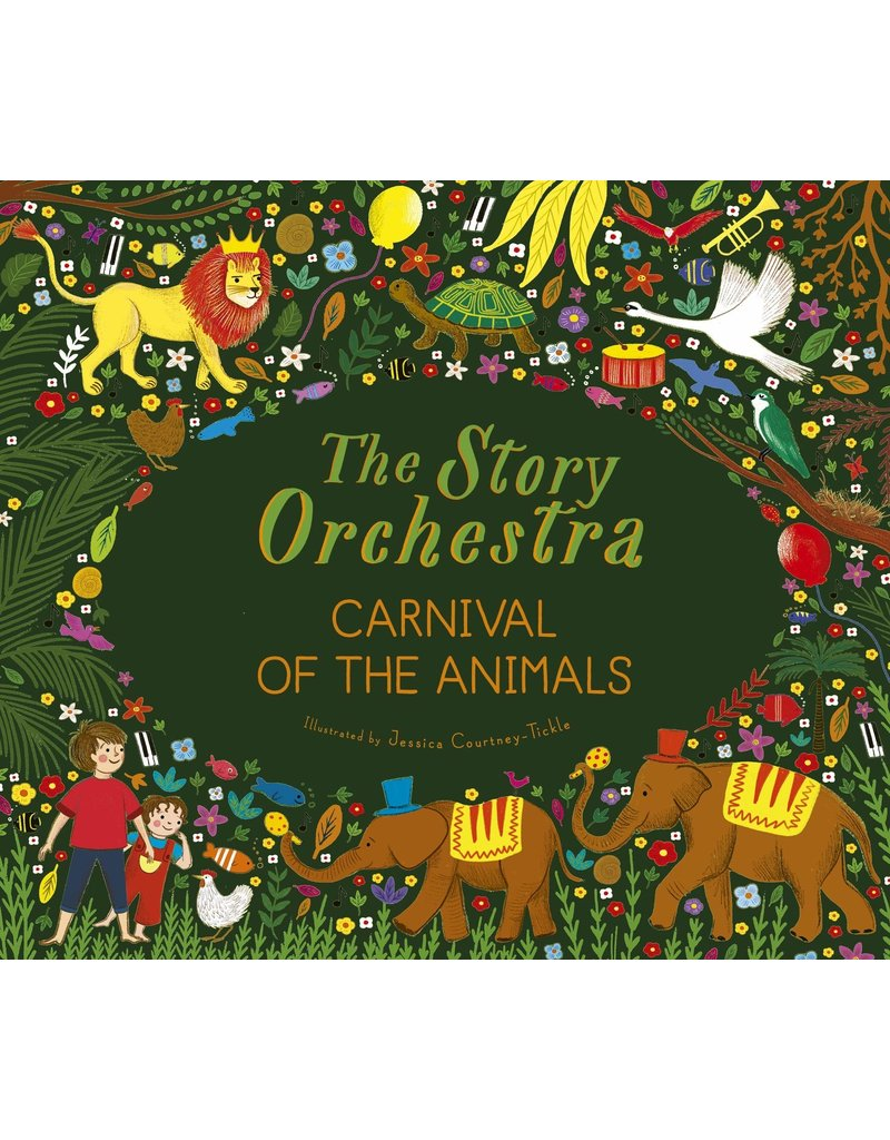 Hachette The Story of Orchestra: Carnival of the Animals