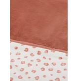 Mayoral Pink Animal-Print Blanket