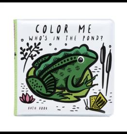 Hachette Bath Book: Who's in the Pond
