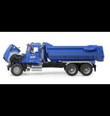 MACK Granite Halfpipe Dump Truck