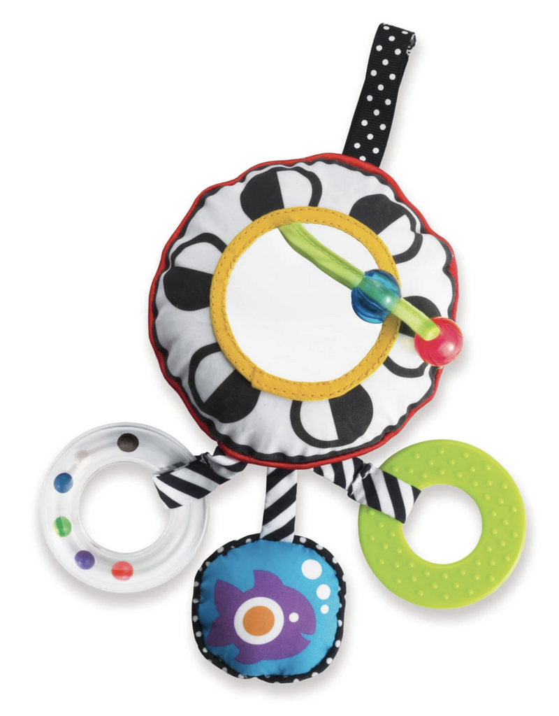 Manhattan Toy Wimmer Ferguson Sight & Sounds Travel Toy