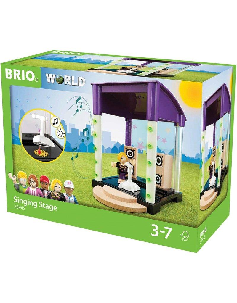Brio Brio: Singing Stage