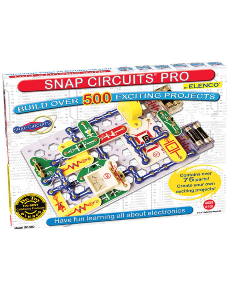 Elenco Snap Circuits: 500*