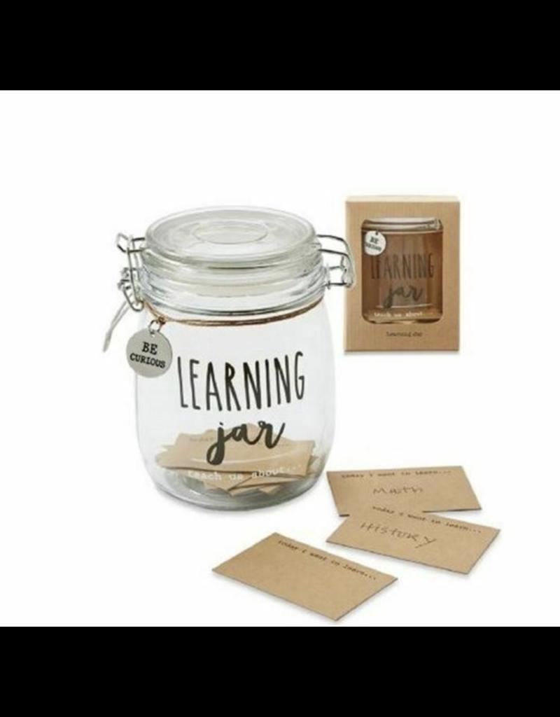Mud Pie Teacher Learning Jar