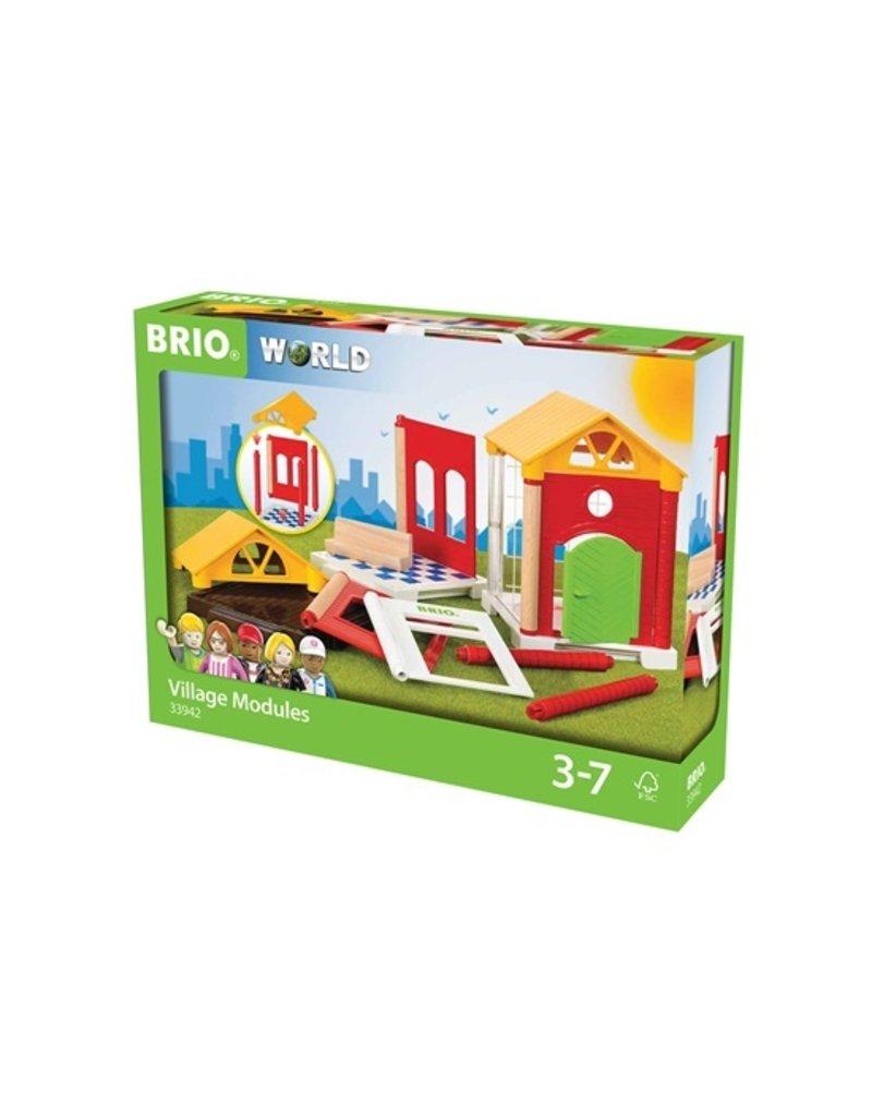 Brio Brio: Village Modules