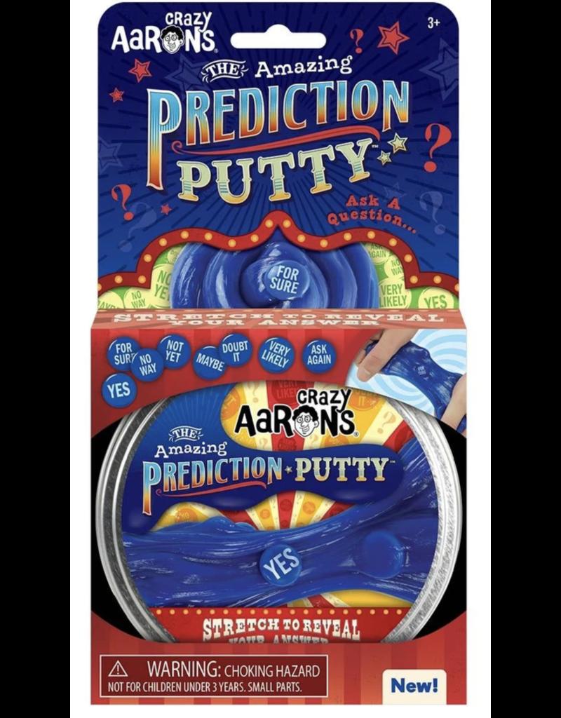 The Amazing Prediction Putty