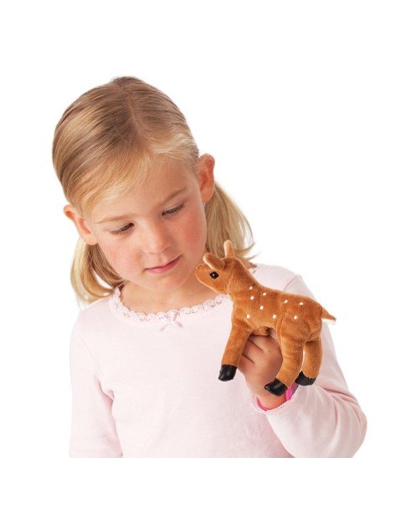 Folkmanis Finger Puppet: Mini Fawn