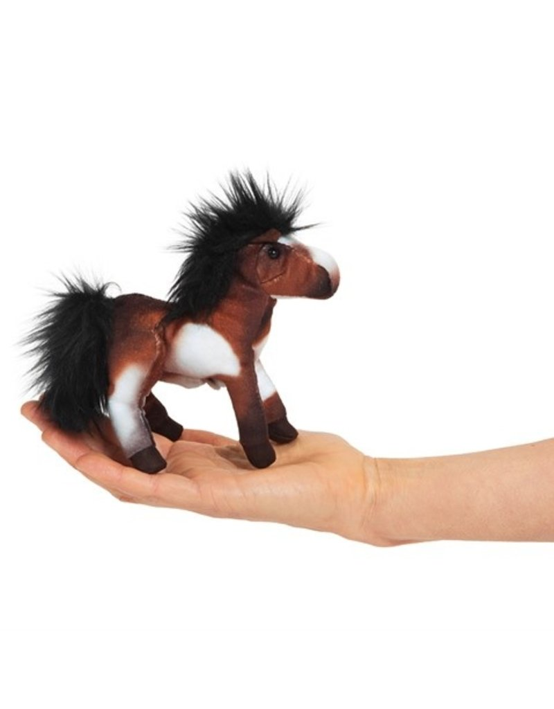 Folkmanis Finger Puppet: Mini Horse