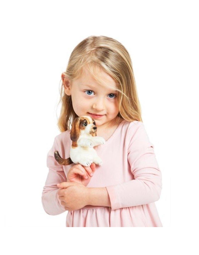 Folkmanis Finger Puppet: Mini Dog