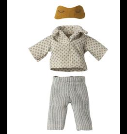Maileg Maileg Clothes: Pajmas Dad Mouse
