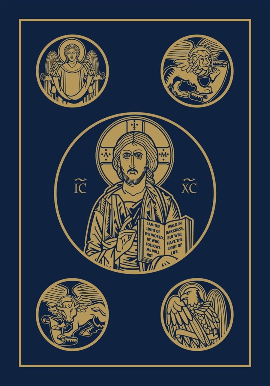 Ignatius Bible - RSV - Large Print - Paperback