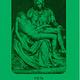 Pieta Prayer Book (Green) Large print
