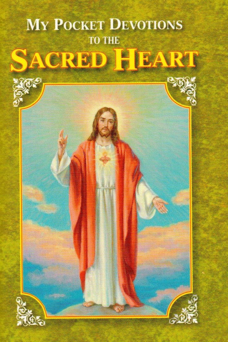 Pocket Book Devotions to the Sacred Heart