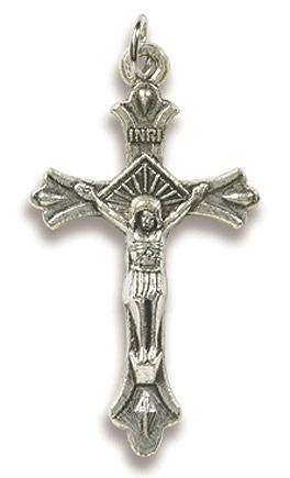 Flared Crucifix