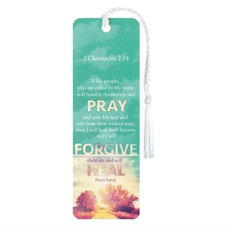 Inspirational Bookmarks 2 Chron 7:14