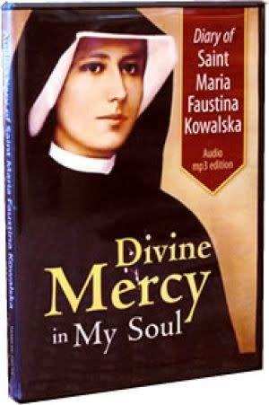 Divine Mercy in my Soul (MP3 Audio Book)