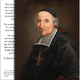 St. François de Laval Bilingual Prayer Card