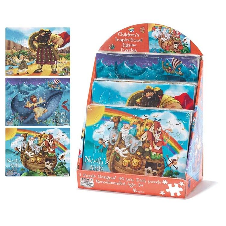 Children's Puzzle - Bible Stories