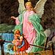 Guardian Angel Mosaic