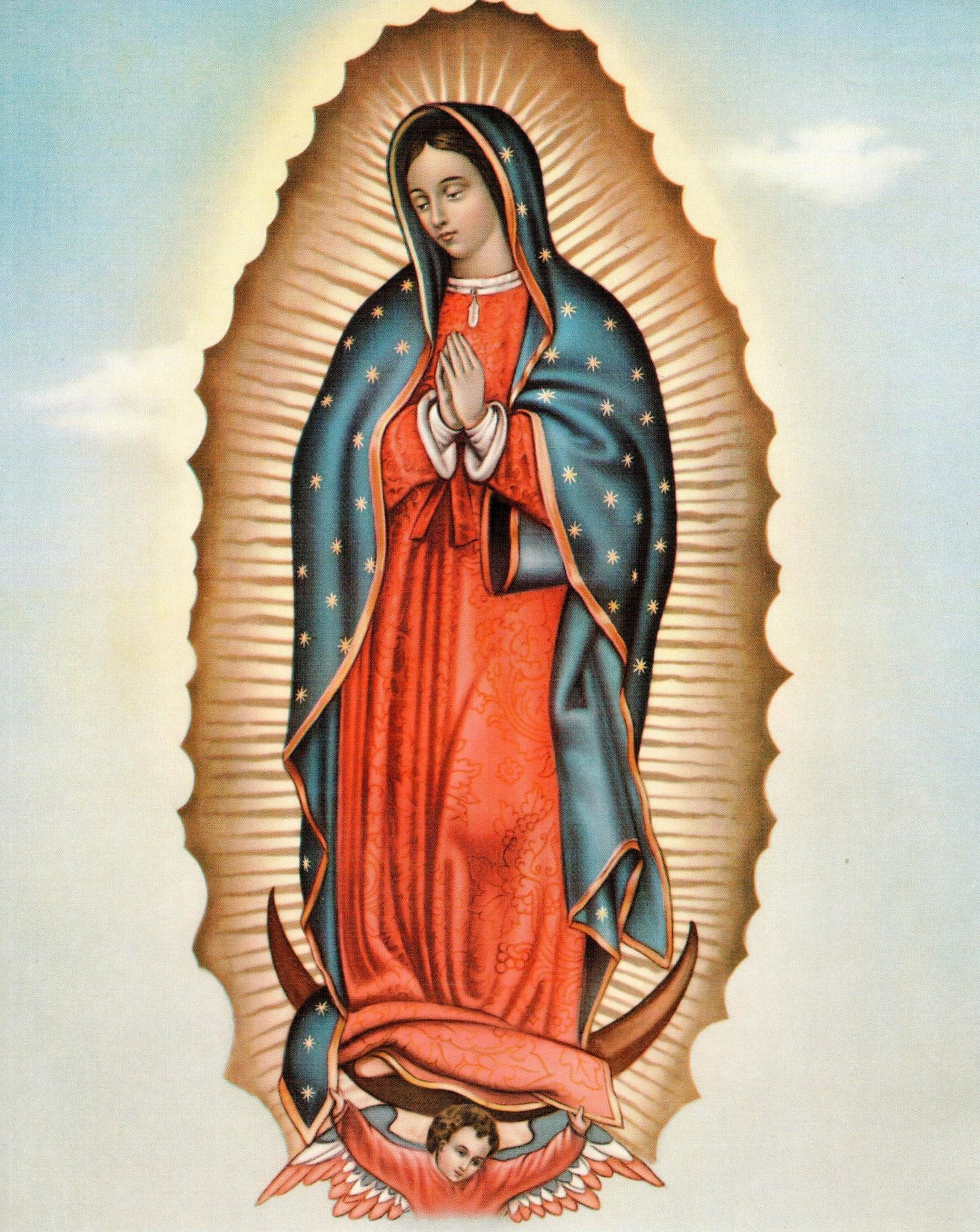 Our Lady of Guadalupe Print
