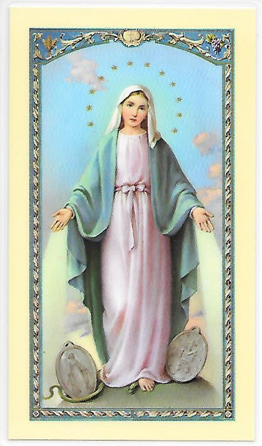 Memorare of St. Bernard