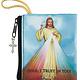 Divine Mercy Zipper Rosary Case