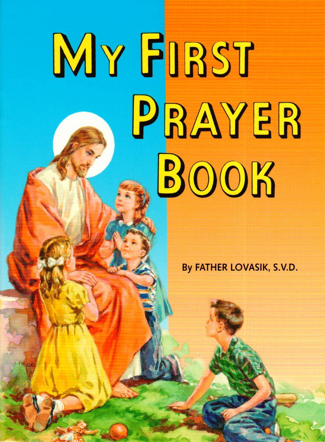 My First Prayer Book (St. Joseph Picture Books)