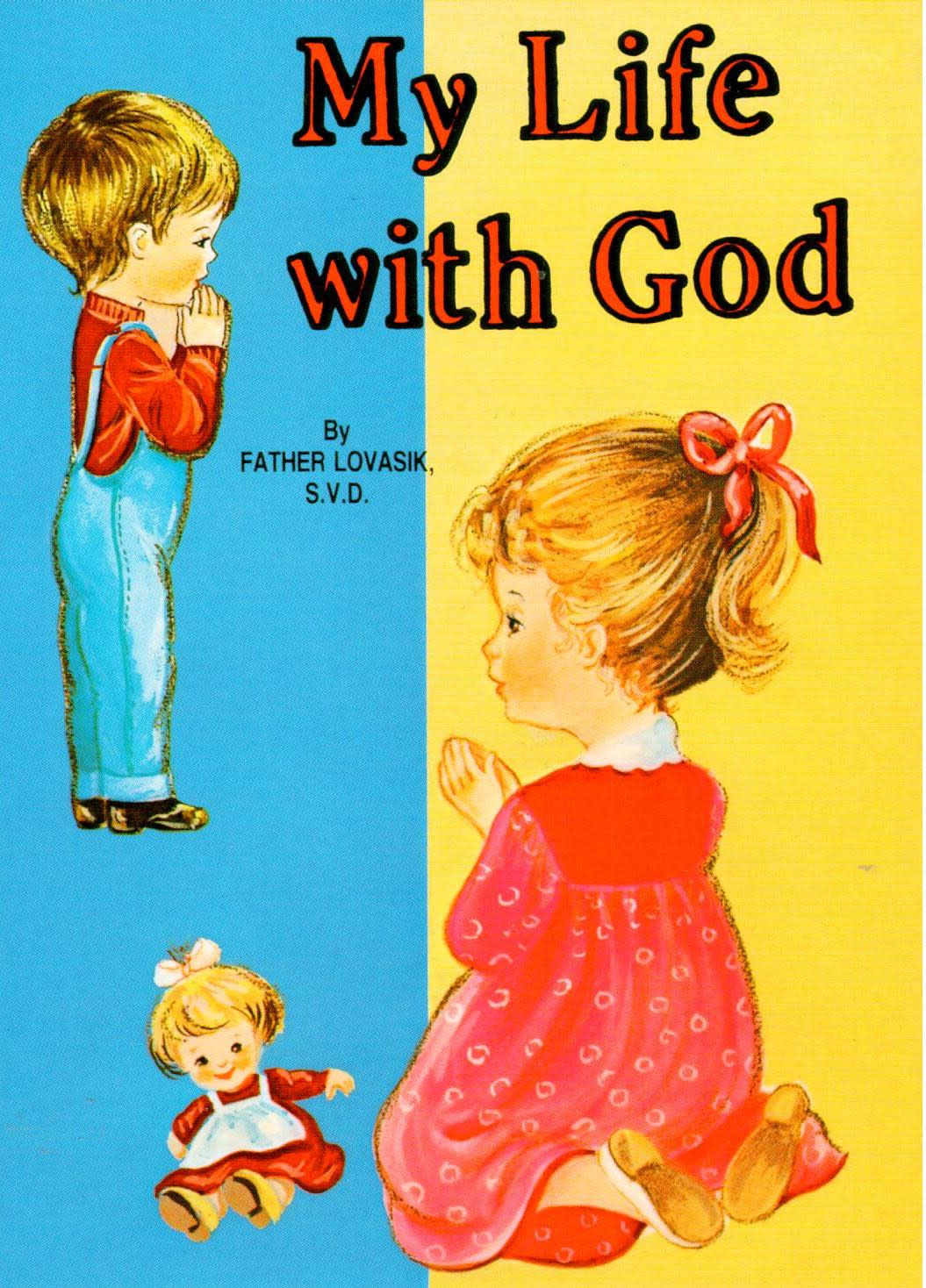My Life with God (St. Joseph Picture Books)