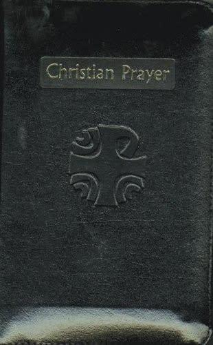 Christian Prayer (Zippered Black Leather)