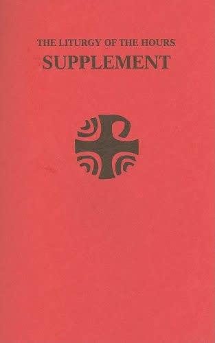 The Liturgy of the Hours Supplement - Regular Print