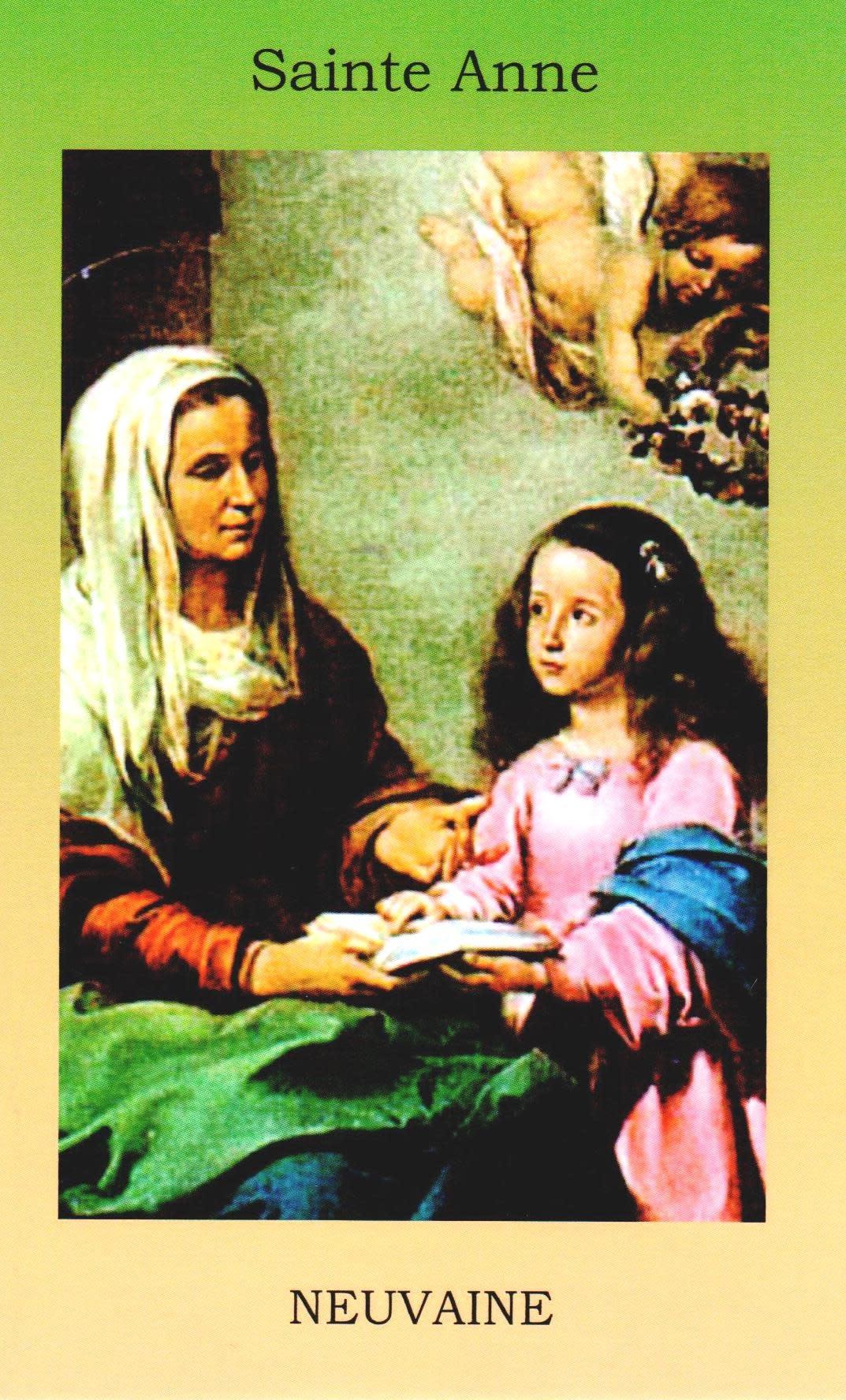 Sainte Anne Neuvaine