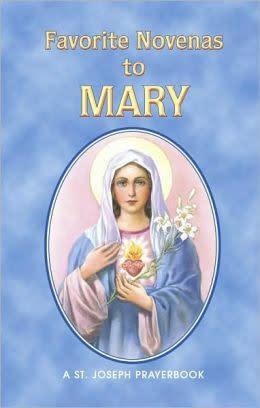 Favorite Novenas to Mary
