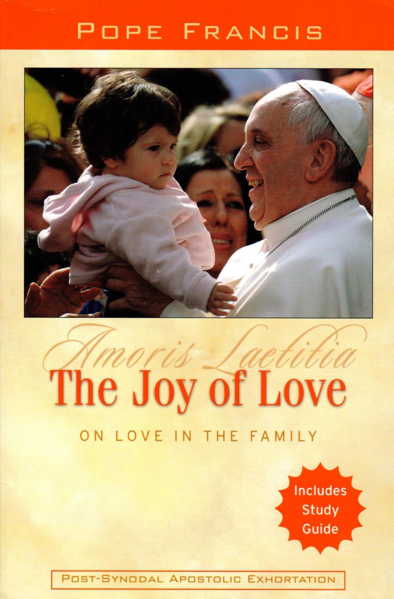 The Joy of Love - On Love in the Family: Amoris Laetitia