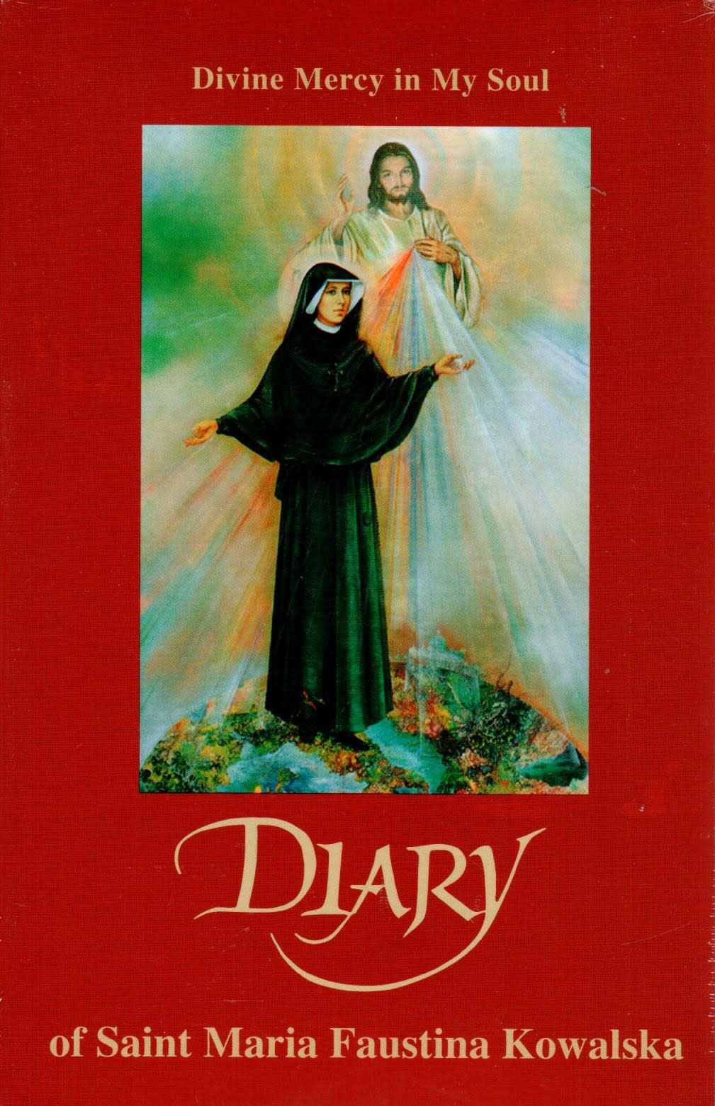 Diary Of Saint Maria Faustina Kowalska: Divine Mercy in My Soul (Large Type Edition)