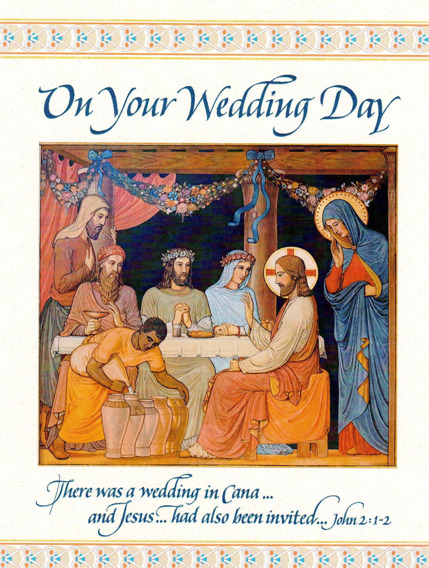On Your Wedding Day (Wedding at Cana)